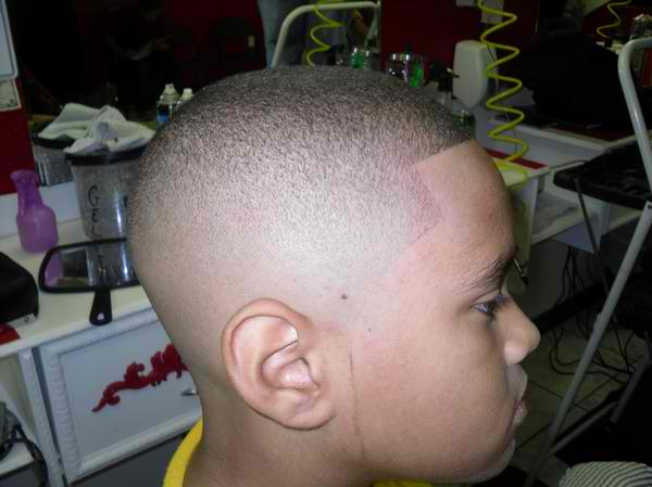 Black Kids Fade Haircuts