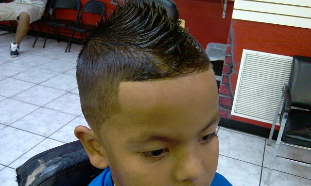 Barber Shop Haircuts Pictures 106